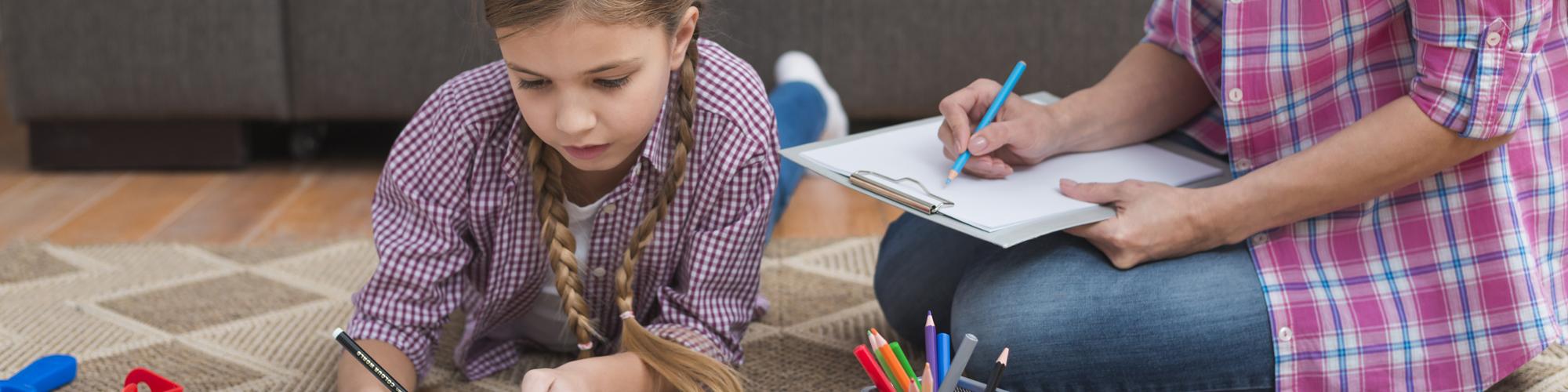 ¿QUÉ DIFICULTADES ATIENDE UNA PSICÓLOGA INFANTIL?