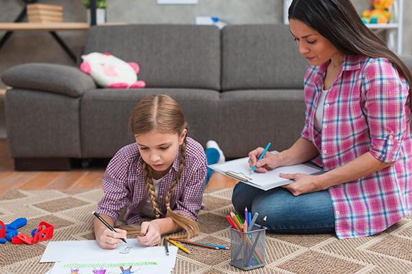 ¿Qué dificultades atiende un psicólogo infantil?